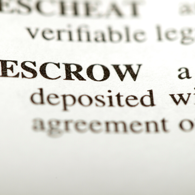 Title and Escrow